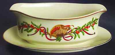Royal Gallery QUEENSBERRY Gravy Boat & Underplate 966733
