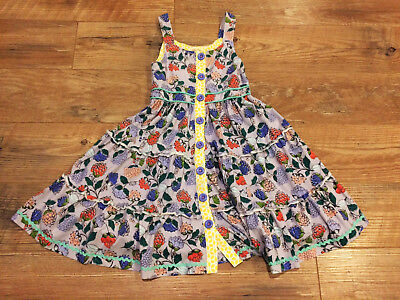 Matilda Jane The Adventure Begins Spring 2017 You're It Easter Dress size 8-EUC
