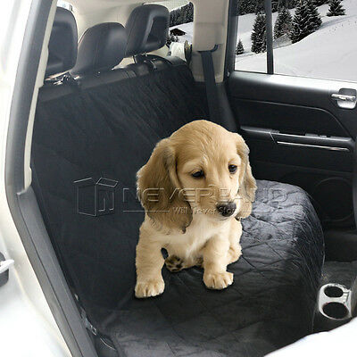 Dog Pet Waterproof Warm Cushion Blanket Car Van Seat Cover Mat Pad Rear Hammock