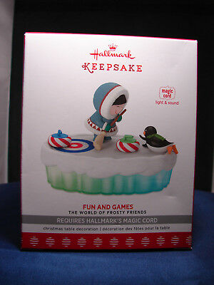 Hallmark Ornament 2017 Fun And Games Frosty Friends