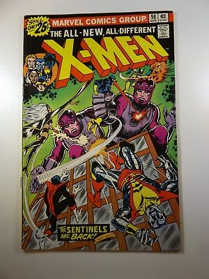 "The Uncanny X-Men #98 ""The Sentinels are Back!"" Beautiful VF- Condition!!"