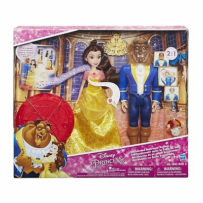 NEW! Disney Belle & The Beast Girls Fashion Doll Princess Enchanted Disney Toy