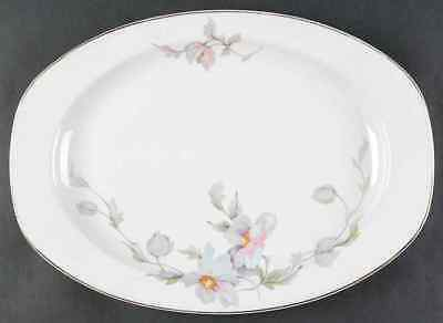 "Thun 16665 15 7/8"" Oval Serving Platter S1349180G2"