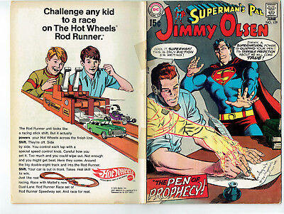 Superman's Pal Jimmy Olsen 129 (DC 1967) Reprints from SPJO 24