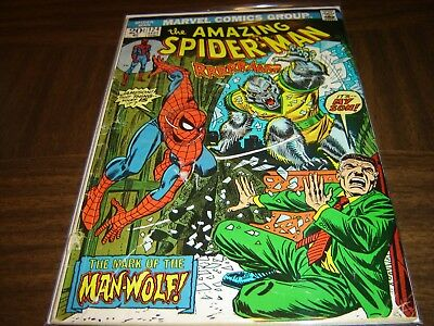 Marvel - The Amazing Spider-man 124 - First Appearance of the Man-Wolf