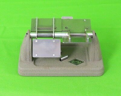 Vintage Eumig 16mm Film Splicer