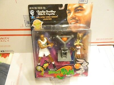 space jam charles barkley and wile e. coyote