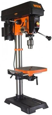 Drill Press 12 In. Table Bench Top Variable Speed Laser Centering Woodworking