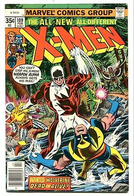 Lot of Uncanny X-Men Comics (1978-83,  Marvel Comics  )