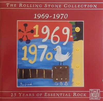 Time Life - The Rolling Stone Collection 1969-1970 (CD 1993) VG++ 9/10