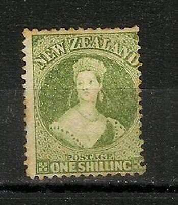 Neuseeland   New   Zealand   Victoria    One   Shilling