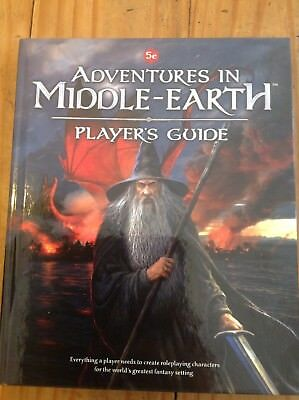 D&d 5e Adventures In Middle-earth Player's Guide