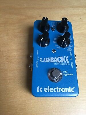 TC Electronic - Flashback Delay & Looper