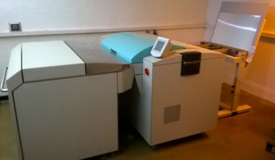 thermal CtP-System Fuji Luxel T-6300 SAL mit Highwater Rip - screen Platerite