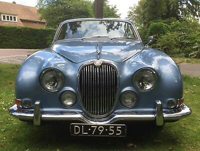 Jaguar S type 1965 3.8