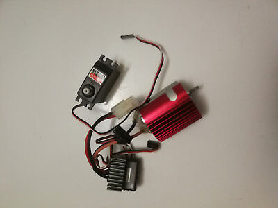 Rc Brushed Motor Combo 540Rs