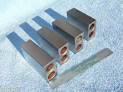 Parallels Blocks (4) Matched Set Machinist Toolmaker Other Matched Sets Also Qa