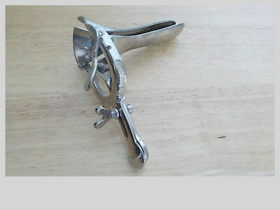 Vintage Medical Gynecological Instrument