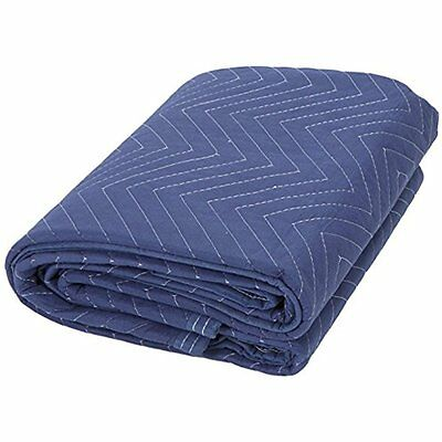 Moving Blankets From Shoulder Dolly - 1 Blanket, 45 X 72 Dual Sided Heavy Duty,