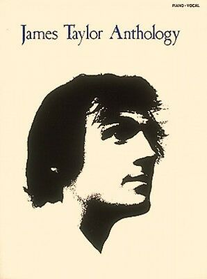Fire and Rain Sheet Music Piano Vocal James Taylor NEW 000353615