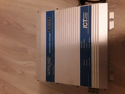 Votronic Ladegerät Automatic Charger VAC 2420 M3A KFZ 24V 20A Neupreis ca. 500€