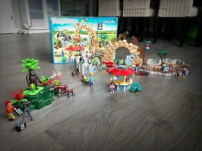 Playmobil City Life Zoo 6634 5273 6651