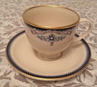 Lenox Presidential Collection Columbia Cup & Saucer