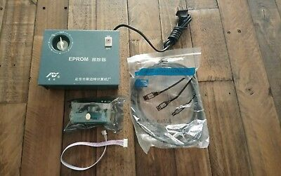 EPROM cabinet eraser. Tested and working. Eprom Programming Board New in plastic