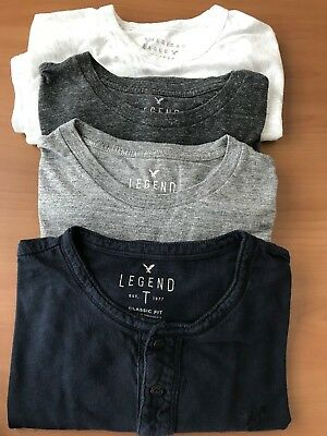 Lot of Men's American Eagle Shirts- Great for teenagers