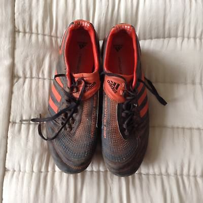 Adidas Predator Rugby Boots Size Uk 8