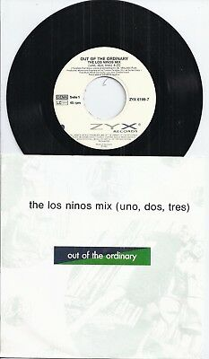 """Out Of The Ordinary - The Los Ninos Mix (1989) 7"""" Single in mint !!!!!!"""