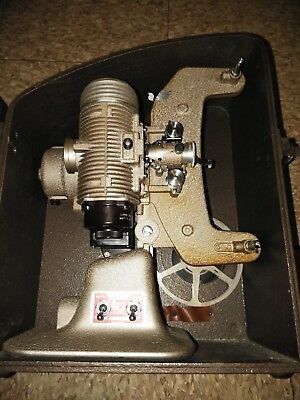 8mm bell and howell projector
