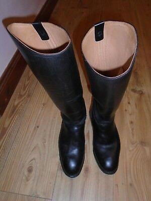 Household Cavalry Mens Riding Boots Uk 7 Genuine British Army Issue