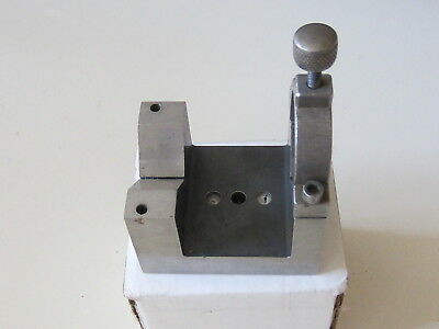 Famos No Name Machinist Double  V Block Tool Die Nice Clean Shop Made