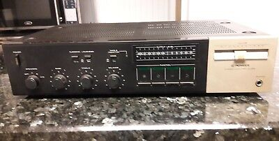 PIONEER SA-930 Intergrated Amplifier. Japan. 70 Watts per Channel.Working VTG