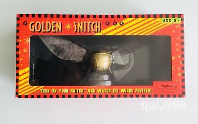 Exclusive Universal Studios Wizarding World of Harry Potter Golden Snitch Toy