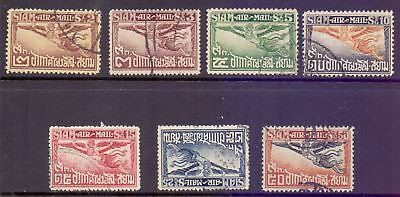 Thailand  1925  Airmail, used.