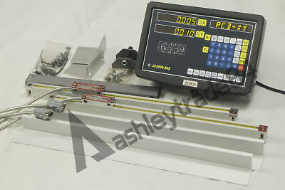 Digital Readout DRO kit Display Meter for Milling Lathe Machine Linear Scale