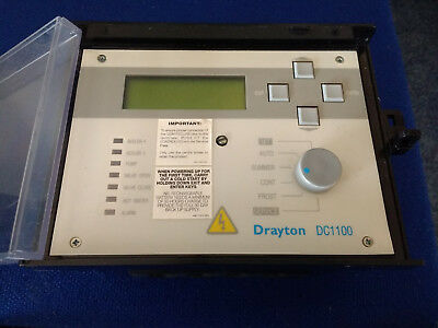 Drayton DC1100 Schneider / Satchwell Electric Controller Used