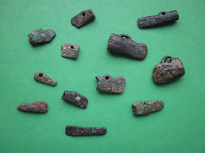 Bronze age Votive Axe Rare Provenance collection Celt lot unique miniature adze