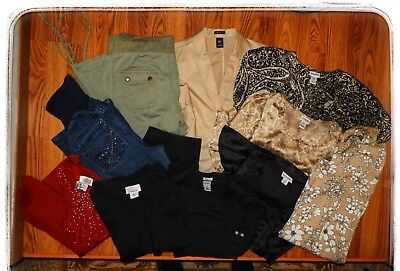 Huge Maternity Clothes Lot, Medium, Spring/Summer/Fall Dress and Casual