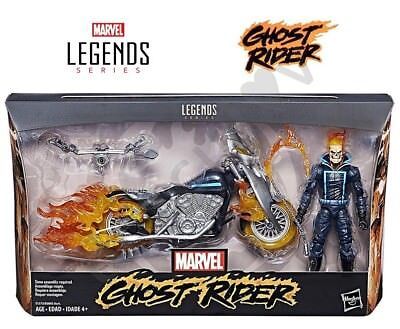 GHOST RIDER 2017 Marvel Legends HELL CYCLE Flame Motorcycle Ultimate