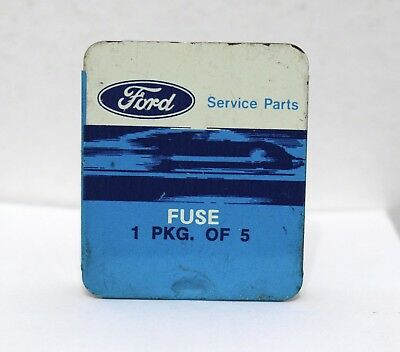 1966 ford gt mustang shelby fairlane cougar 1967 orig autolite tin fuse box  1968