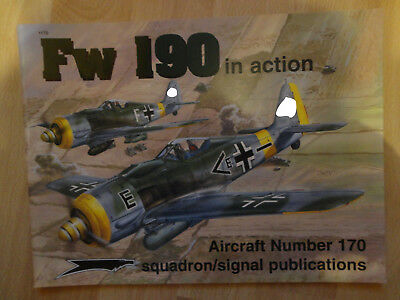 "Squadron/Signal No. 1170 ""Focke-Wulf Fw 190 in Action"""
