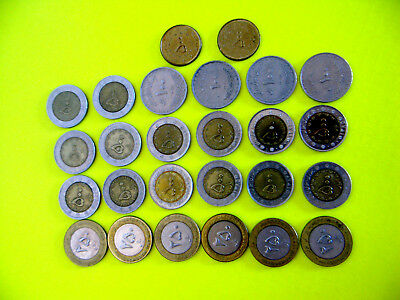 Lot Iran Coins - See My gold & Silver Coins too
