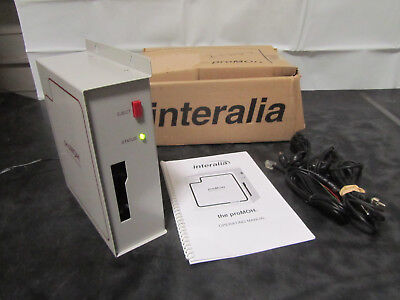 Interalia proMOH Digital On-Hold Announcer P-PM4-A w/Adapter, Manual Bundle