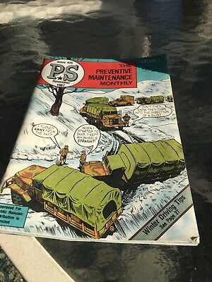 11/1987 PS The Preventive Maintenance Monthly Magazine Issue 420