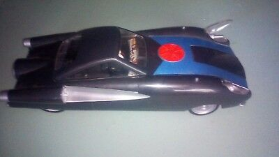 Disney Incredibles Mr Incredible Car with Costume changing figure