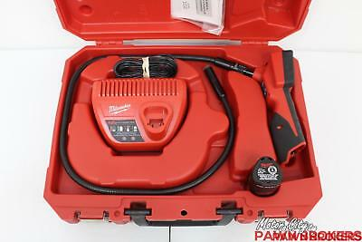 Milwaukee M-Spector (2310-21) 12V Cordless Power Tool, Digital Inspection Camera