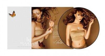MARIAH CAREY Butterfly LP NEW PICTURE DISC VINYL Columbia reissue